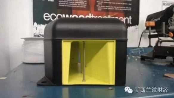 改进的灭鼠盒