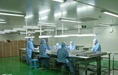 食品厂工人